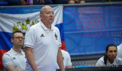 Женская сборная Российской Федерации  разгромила Черногорию ивышла вплей-офф чемпионата Европы
