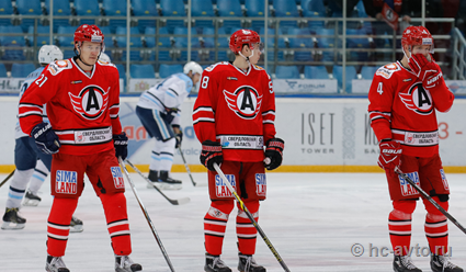 Хоккеистов изХК «Автомобилист» обворовали вНижнем Новгороде