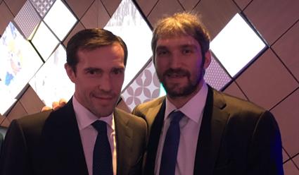 Четверо русских хоккеистов вошли втоп-100 наилучших игроков вистории НХЛ