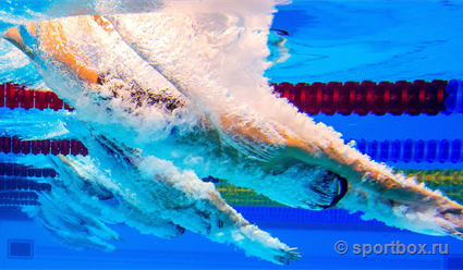 Женская сборная РФ завоевала сереброЧМ вкомбинированной эстафете 4х100 м