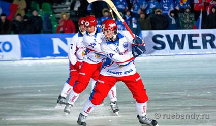 Красноярский «Енисей» отправился наполуфинал Кубка Российской Федерации похоккею смячом