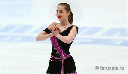 Дарья Паненкова: «Очень признательна тренерам группы Тутберидзе, желаю удачной работы вдальнейшем»