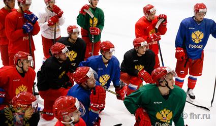 Суперсерия стартовала сразгрома сборной Российской Федерации