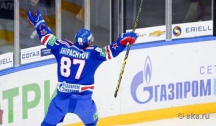 ХКСКА предоставил Шипачеву лед изал для занятий вПетербурге