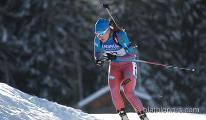 Русские биатлонистки завоевали серебро ибронзу наВсемирных военных играх вСочи
