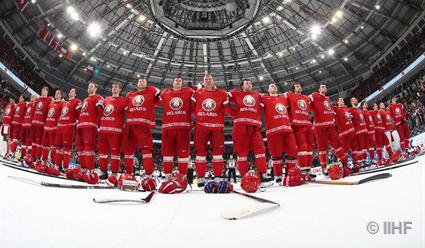 Белорусских хоккеистов поприезде вПариж обыскала здешняя милиция