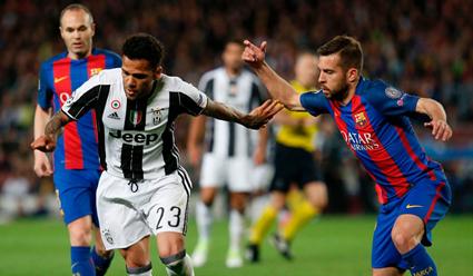 «Ювентус», «Монако», «Реал» и«Атлетико» вышли вполуфинал Лиги чемпионов