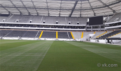 Комиссия ФИФА неувидела рисков для срыва сроков сдачи стадиона «Волгоград Арена»