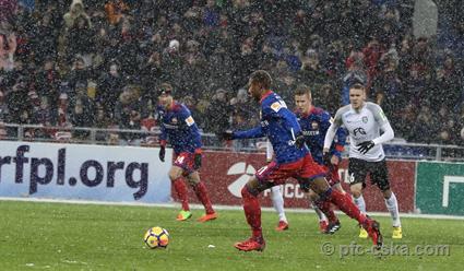 «Тосно» проиграл ЦСКА срезультатом 0:6