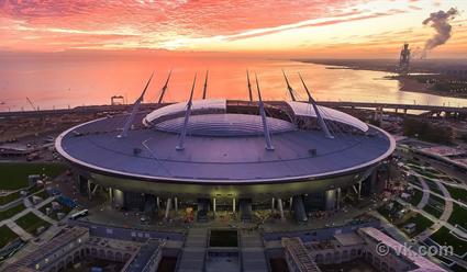 «Зенит» закончит сегодняшний сезон иначнет следующий настадионе «Санкт-Петербург»