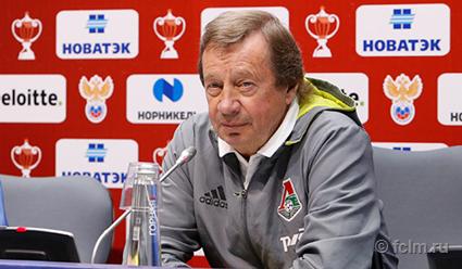 «Будто впервый раз одержал победу Кубок!»— Юрий Семин