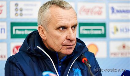 Кучук уволен споста основного тренера «Ростова»