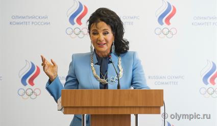 Винер-Усманова переизбрана напост президента ВФХГ