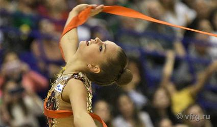 Гимнастка изПодмосковья завоевала золото исеребро намеждународном турнире вМинске