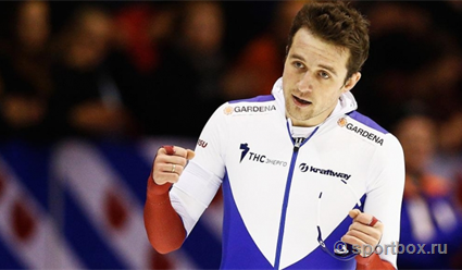 Конькобежец Юсков завоевал наЧМ серебро надистанции 1500м