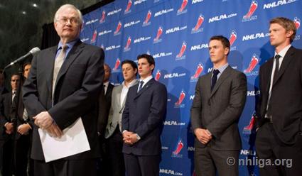 Профсоюз игроков НХЛ отвергнул предложение лиги обучастии вОИ