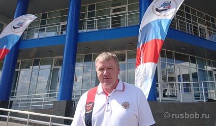 Сборную Российской Федерации побобслею искелетону возглавил Данил Чабан