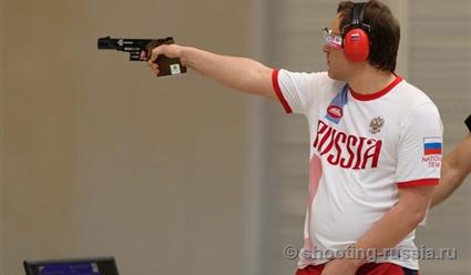 Уроженец Лесного Масленников стартует вфинале Кубка мира популевой стрельбе