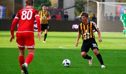 Аршавин несмог выиграть Кубок Казахстана