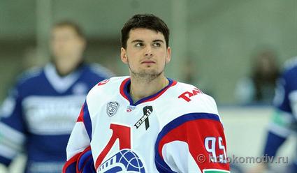 Нападающий Локтионов подписал просмотровый договор склубом НХЛ «Лос-Анджелес»