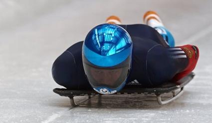 Красноярский скелетонист Никита Трегубов обошел олимпийца Третьякова ивзял «бронзу» чемпионата мира