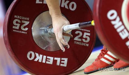 Сборную Российской Федерации потяжелой атлетике недопустят доЧМ