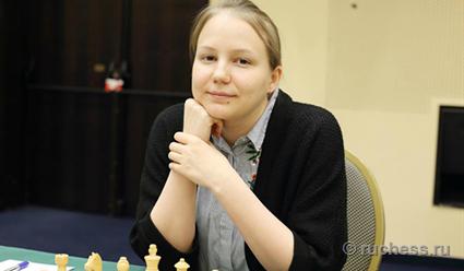 Украинка Ушенина взяла бронзу чемпионата Европы-2018 пошахматам