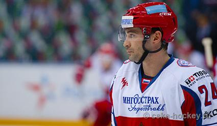 Экс-игрок омского «Авангарда» Попов перешел вЦСКА