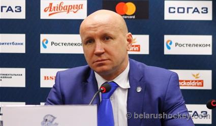 Занковец сменил Ржигу напосту основного тренера клуба КХЛ «Слован»