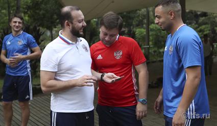 Сборная РФ помини-футболу вышла в ¼ чемпионата мира
