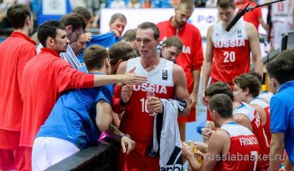 Баскетболисты сборной РФ гарантировали себе участие вчемпионате Европы 2017 года