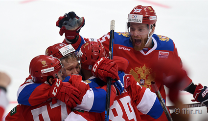 Русские  хоккеисты выиграли Кубок Первого канала