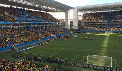 Бразилия иКолумбия проведут товарищеский матч впомощь семьям погибших футболистов «Шапекоэнсе»