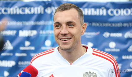 Дзюба стал диктором сервиса Яндекс.Навигатор