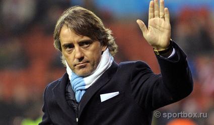Новым основным тренером «Зенита» вполне может стать Роберто Манчини