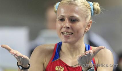 Информатор WADA Юлия Степанова начала выступать под нейтральным флагом