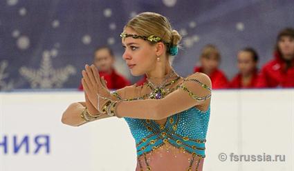 Русские фигуристки Погорилая иСотскова вышли вфинал Гран-при