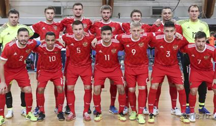 Сегодня в Словении стартует чемпионат Европы по мини-футболу. Состав сборной России