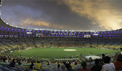 Бразильскому «Шапекоэнсе» вручили Южноамериканский кубок