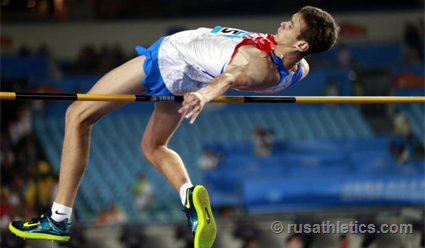 Лысенко иИванюк вышли вфинал чемпионата мира впрыжках ввысоту