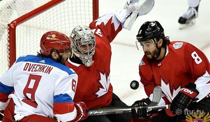 Знарок боится зафизическую форму русских хоккеистов перед матчем сканадцами