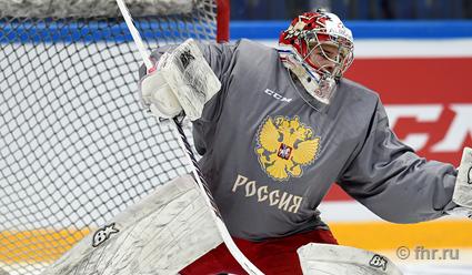 Шестеркин займет позицию вворотах сборной Российской Федерации вматче счехами
