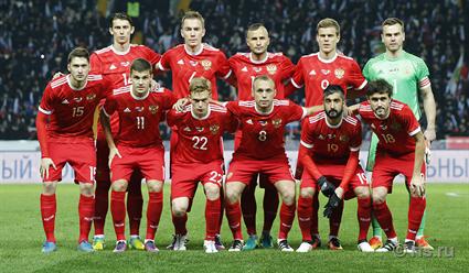 Виталий Мутко: «Сборная Российской Федерации в будущем году проведёт 10 товарищеских матчей»
