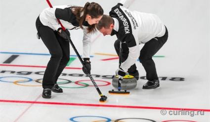 Лишившаяся медали керлингистка Брызгалова поменяет партнера