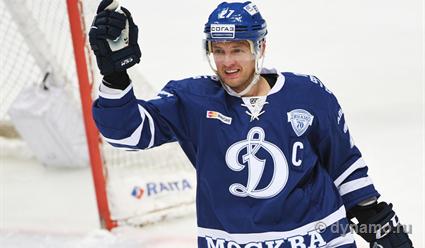Хоккеист Алексей Терещенко подписал договор с столичным «Динамо»