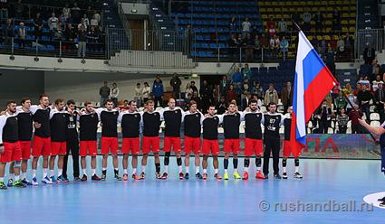 Сборная Российской Федерации заняла двенадцатое место начемпионате мира погандболу воФранции