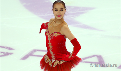 15-летняя фигуристка Загитова выиграла 2-ой этап Гран-при волимпийском сезоне