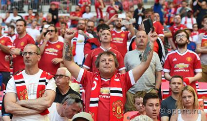 «Ростов» воплотил все билеты наматч с«Манчестер Юнайтед»