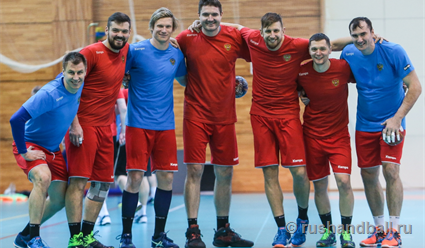Дагестанский гандболист Тимур Дибиров помог пробиться вперед сборной РФ