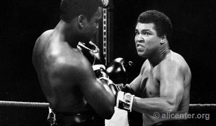 Измузея Мохаммеда Али похитили картину сизображением боксера